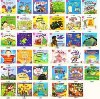 BN Kindergartens books (35 books + 2CD)