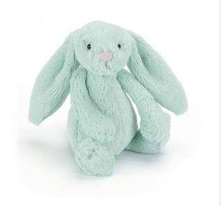 Mint Green Bashful Bunny Large sized