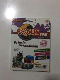 Focus SPM Prinsip Perakaunan