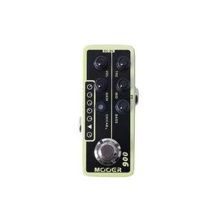 Mooer UK Classic Preamp Guitar Effects Pedal