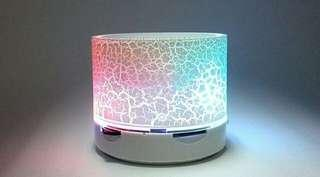 LED Mini Bluetooth Speaker Wireless