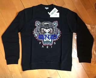 Kenzo 男款 刺繡🐯衛衣 Sweater