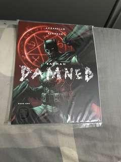 Batman damned book one