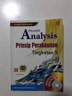 Pelangi Analysis Prinsip Perakaunan
