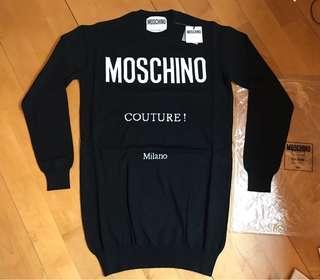 Moshcino 羊毛 dress