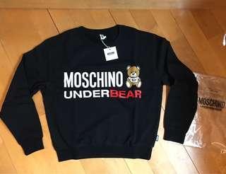 Moschino underbear Sweater (抓毛)