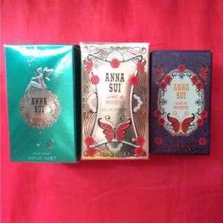 Anna Sui 香水版 (Each $45)