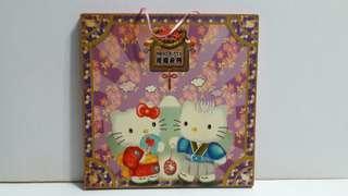 2007年 7-11 Sanrio Hello Kitty 祝福系列 掛飾一套 (P)