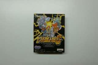 Gameboy第二次機械人大戰G-日文正版