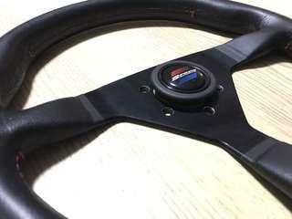 Original Spoon sports steering wheel-350mm