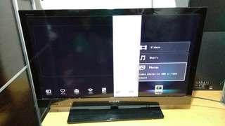 """BROKEN SONY 32"""" LCD TV"""