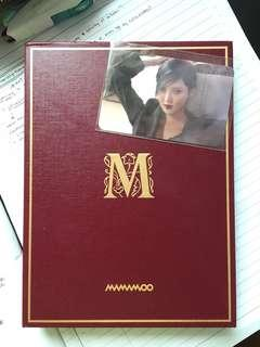 WTS Mamamoo Unsealed Albums