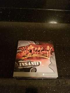 Insanity workout dvds