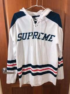 Supreme 2015 hockey pull over 曲棍球衣