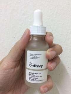 Salicyclic Acid - The Ordinary