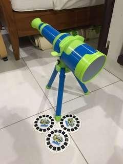 Toy telescope
