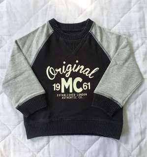 Sweater Mothercare size 2thn