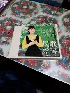 蔡琴民歌XRCD2