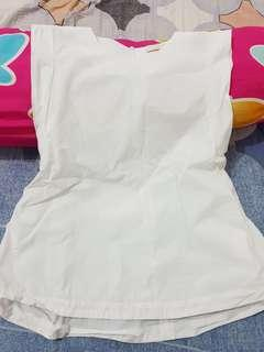 LALU WHITE TOP **SOLD