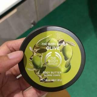 THE BODY SHOP GREEN TEA BODY BUTTER 50ML