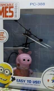 Mainan anak heli sensor