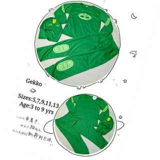 Gecko Costume for kids