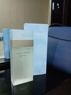 AUTHENTIC DOLCE & GABBANA Light Blue ( Women)