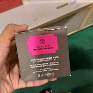 THE BODY SHOP AMAZONIAN ACAI MASKER 75ML
