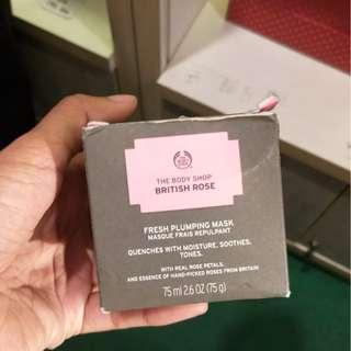 THE BODY SHOP BRITISH ROSE MASKER 75ML
