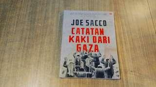 CATATAN DARI GAZA  - JOE SACCO