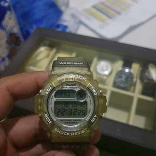 G Shock DW-9600 WC