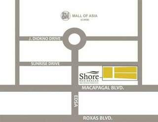 SHORE 3 RESIDENCES IN PASAY CITY