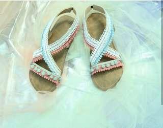 Sandal bohemian premium