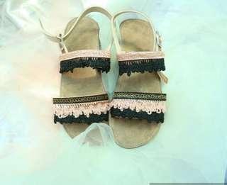 Sandal bohemian murah