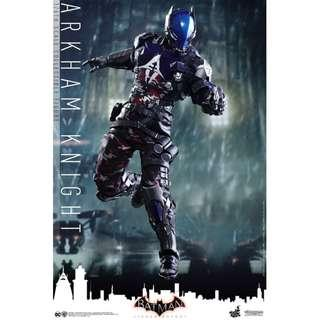 Batman Arkham Knight Hottoys 1/6 action figure