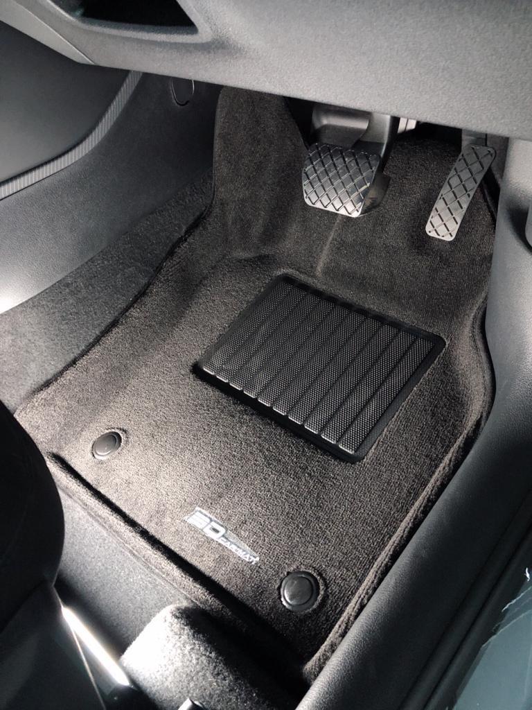 12D MAXpider Car Mat - Audi A12, Car Accessories, Accessories ... | audi a3 car accessories