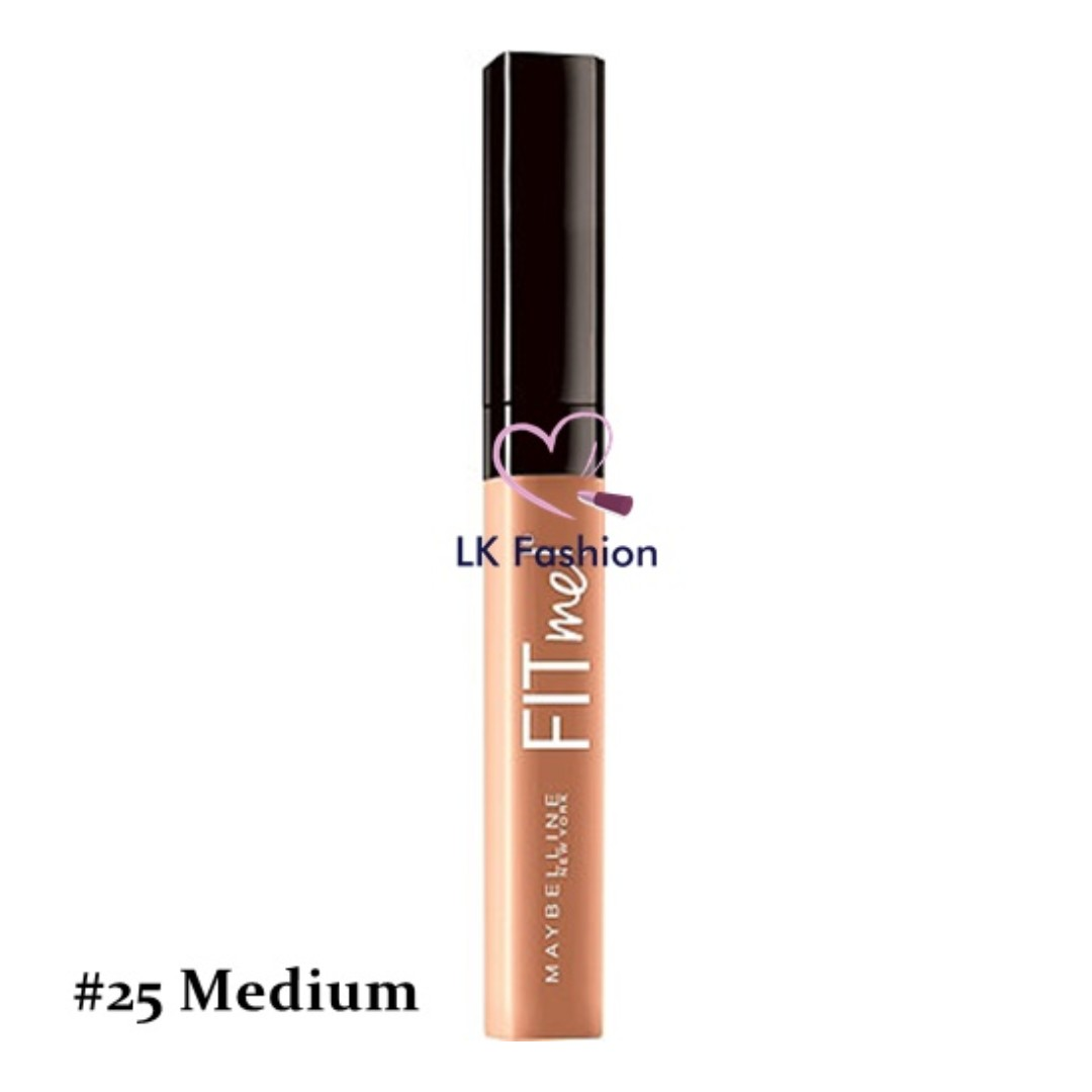 💕 Instock 💕 Maybelline Fit Me Concealer 💋 #25 Medium 💋, Health & Beauty, Makeup on Carousell