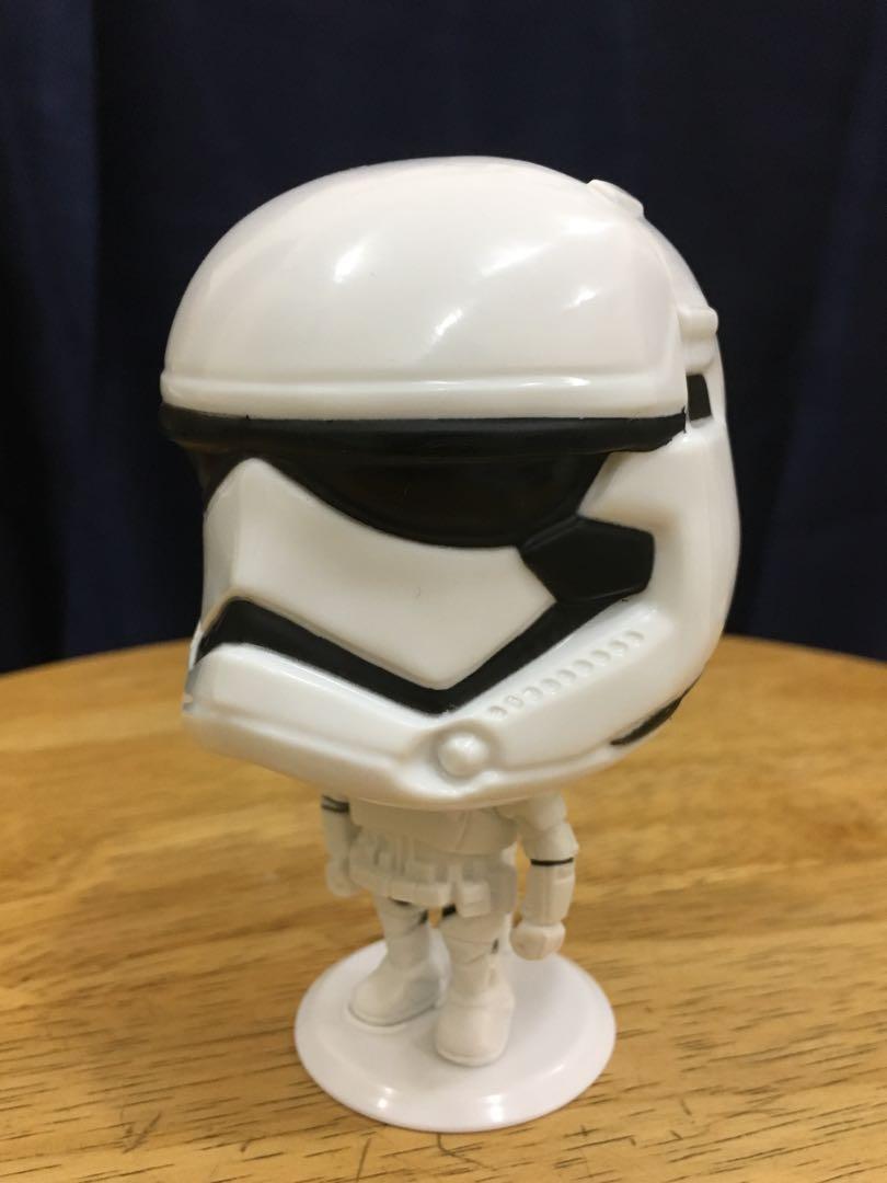 全新日本直送 Star Wars 星球大戰 白兵扭蛋