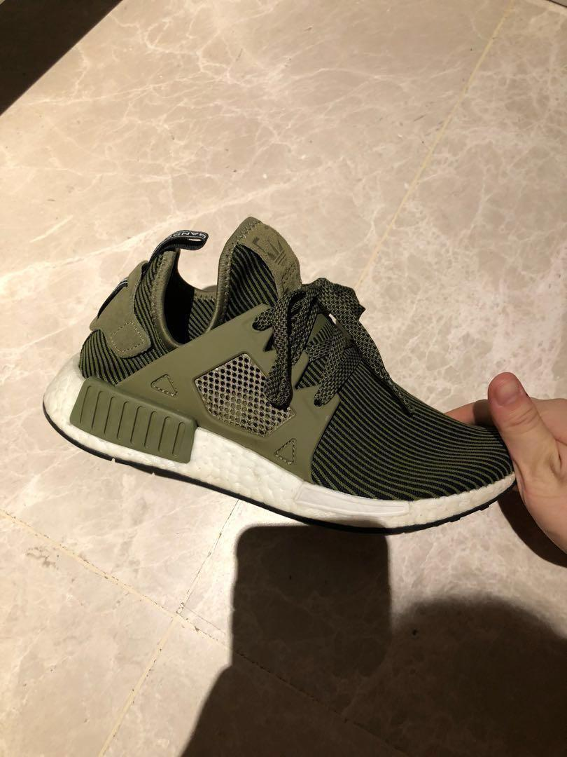 sale retailer 221a2 57955 Adidas NMDs R1, Women's Fashion, Shoes, Sneakers on Carousell