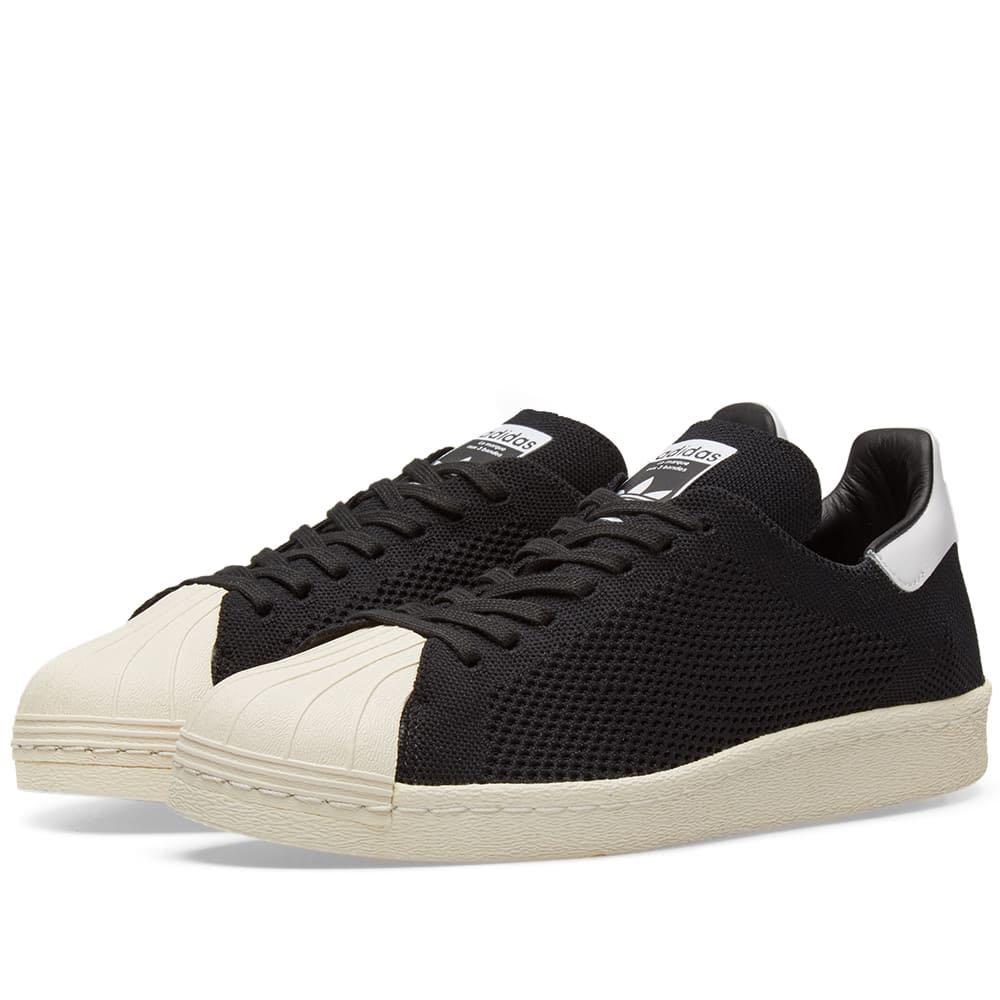 15c9d19eb Adidas Superstar 80s PK Black