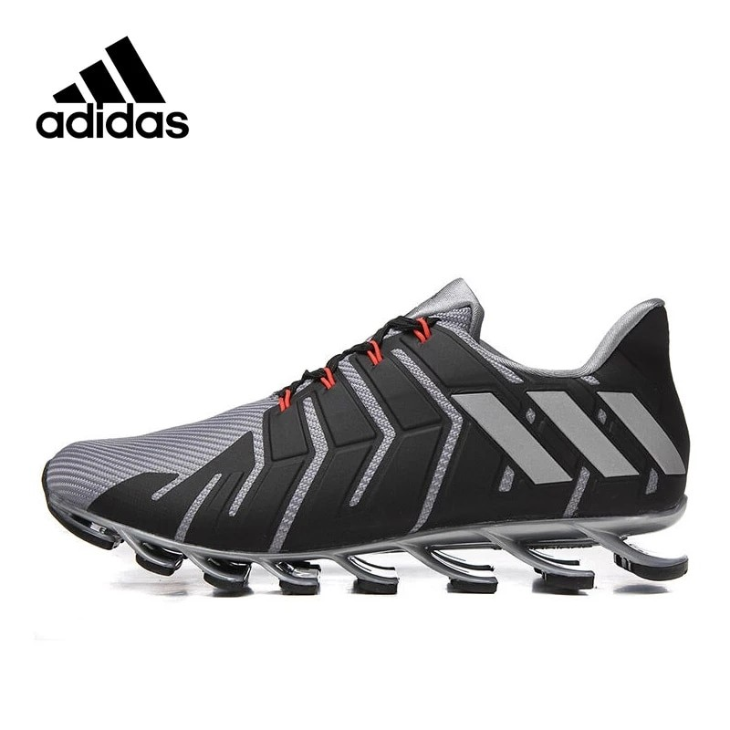 08067b3be6e05 Authentic Adidas Silver Springblade Pro Shoes