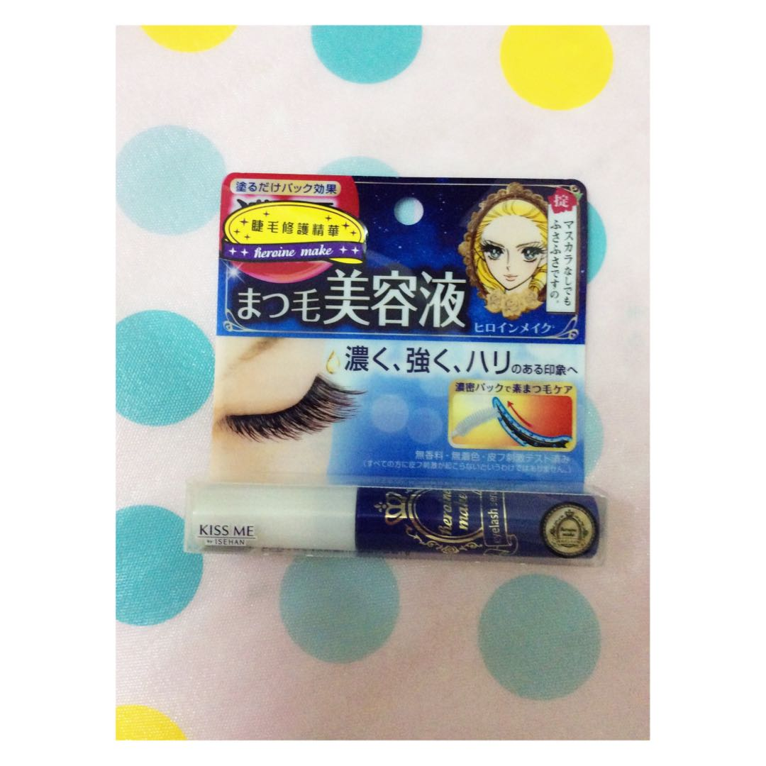 d93b280b856 Authentic Heroine Make Eyelash Serum, Health & Beauty, Makeup on ...