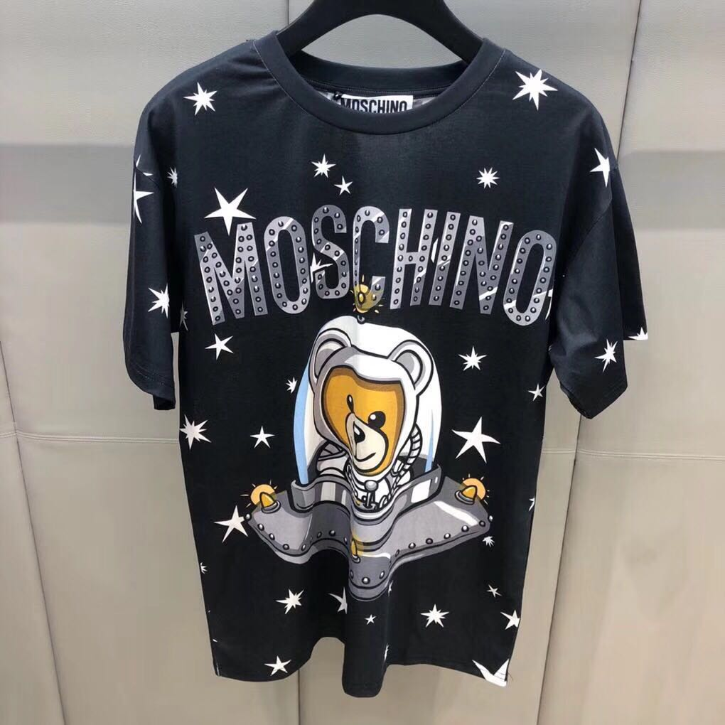49f421696 BN authentic Moschino Couture tshirt, Luxury, Apparel, Women's on ...