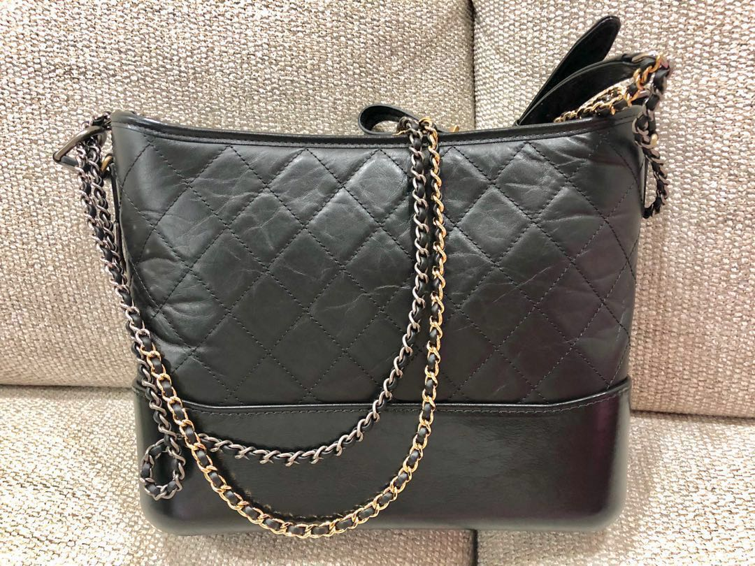 ed09bfed598d Chanel Gabrielle medium hobo bag