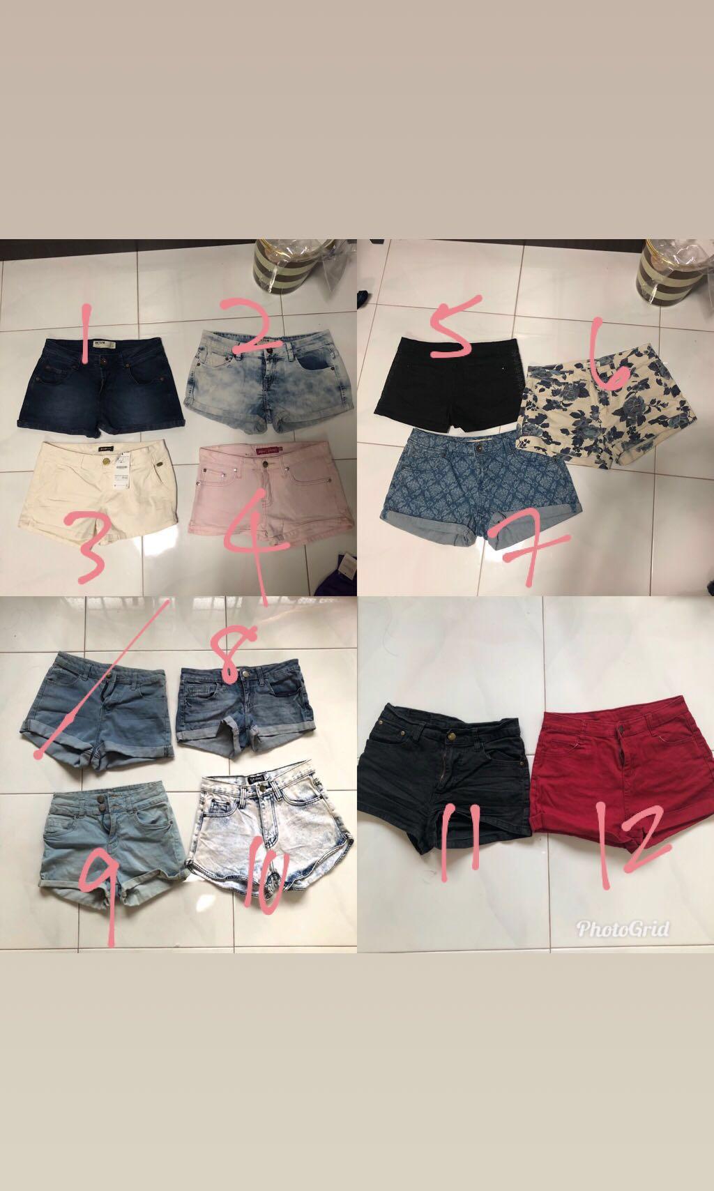 cheap shorts singapore