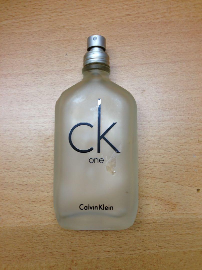 Ck One Original Perfume Health Beauty Perfumes Nail Care