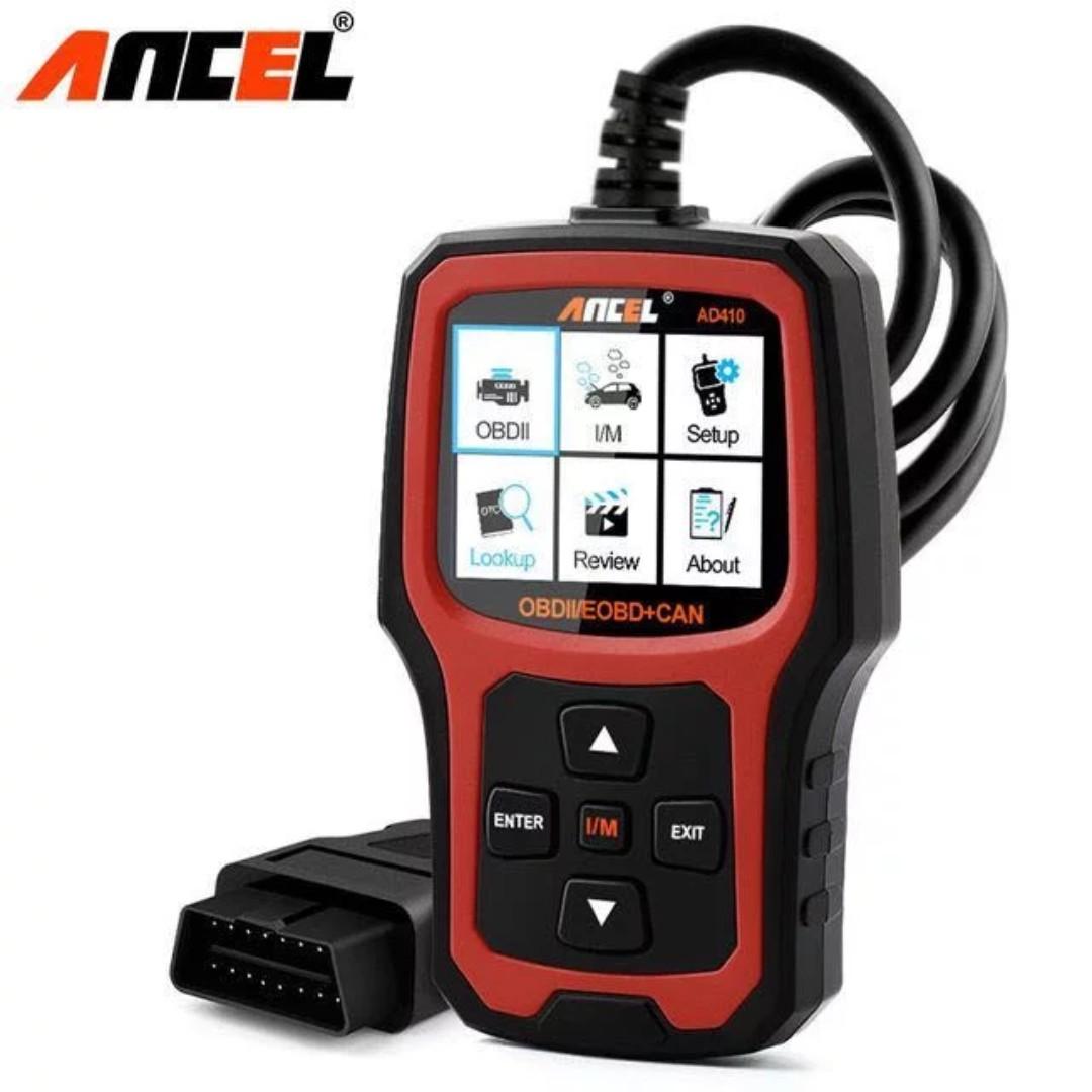 Vehicle Code Reader >> E431 Ancel Ad410 Enhanced Obd Ii Vehicle Code Reader Automotive