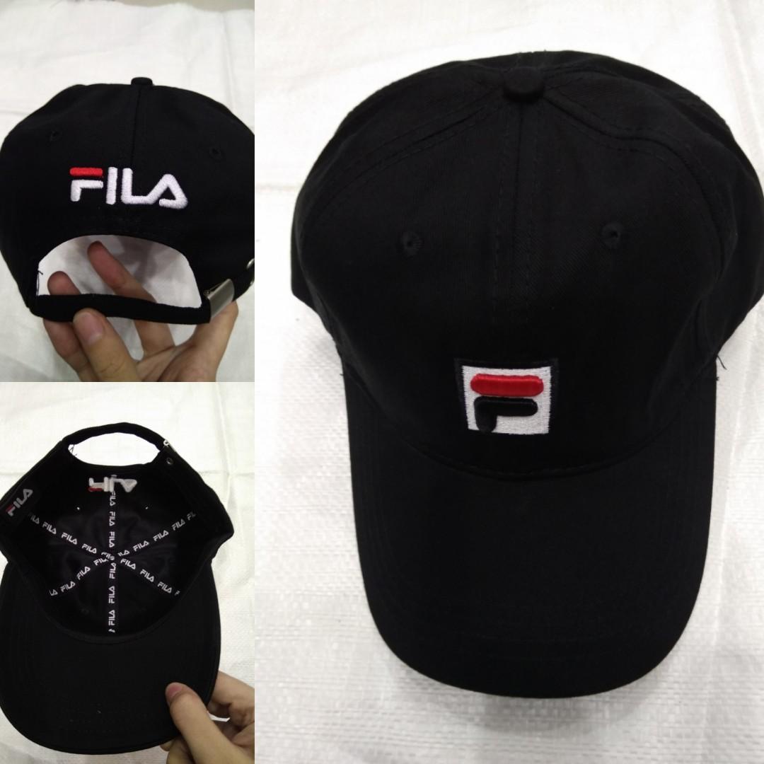 6f18d610c8d Fila Baseball Cap