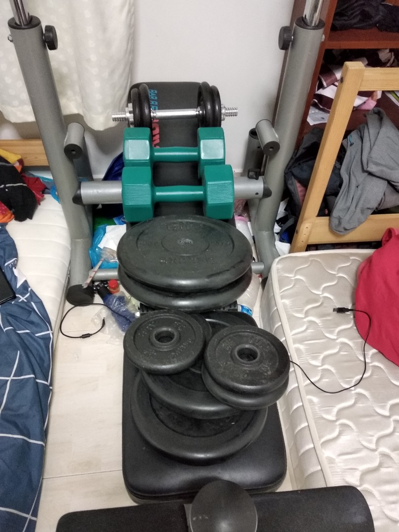 workout table for gym