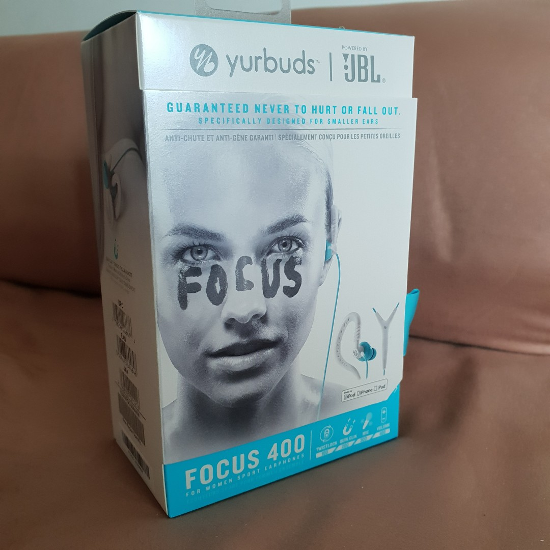 14fed826147 JBL YURBUDS FOCUS 400, Electronics, Others on Carousell